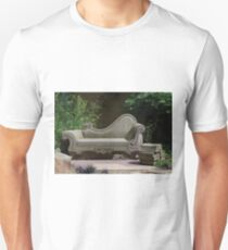 Chaise Longue In The Garden Unisex T-Shirt