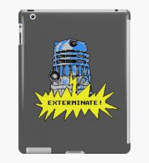 Time And Relative Pixels: Dalek iPad Case/Skin