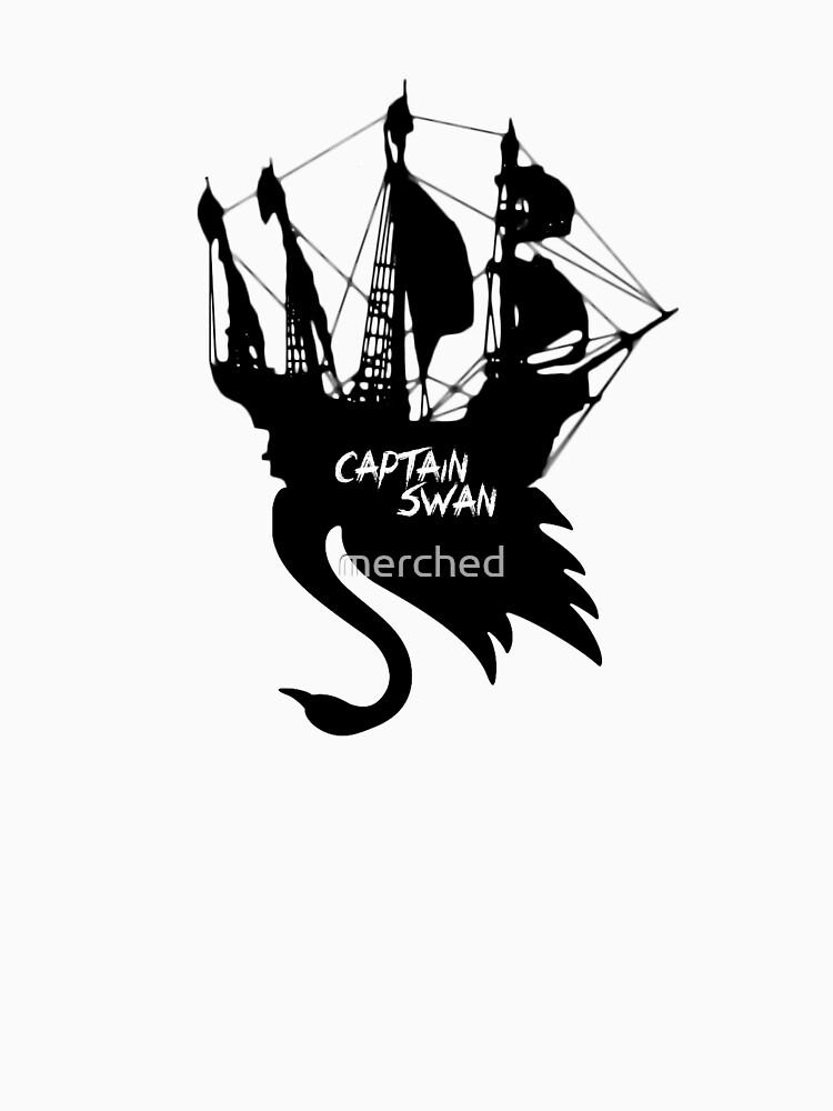 Jolly Swan Roger | Unisex T-Shirt