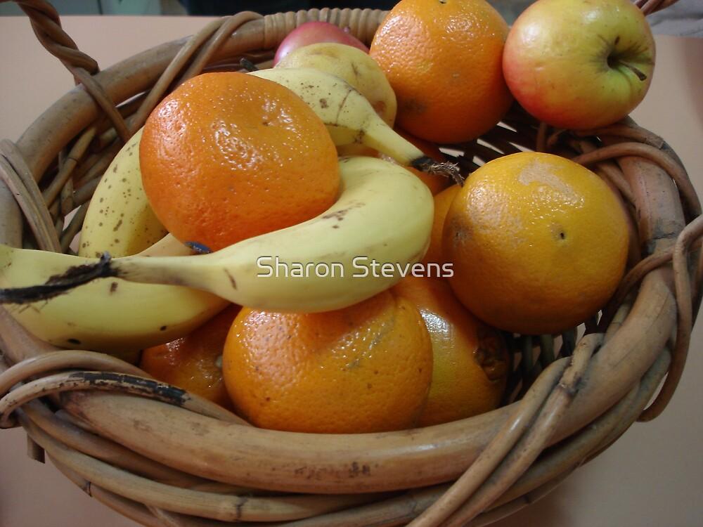 Fruit by Sharon Stevens