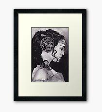 Padme Framed Print