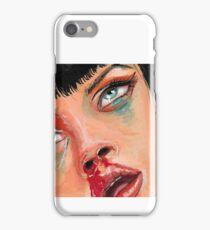 Mia Pulp Fiction iPhone Case/Skin