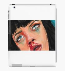 Mia Pulp Fiction iPad Case/Skin