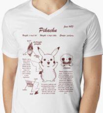 Pikachu Anatomy XXV T-Shirt