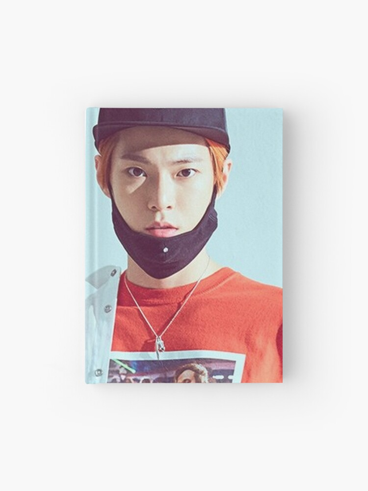 NCT U 7TH SENSE/WITHOUT YOU DOYOUNG   Hardcover Journal