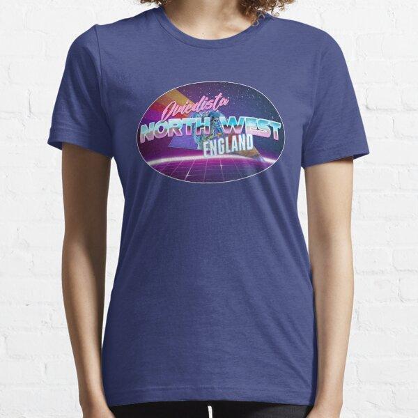 Oviedista North West Retro Essential T-Shirt
