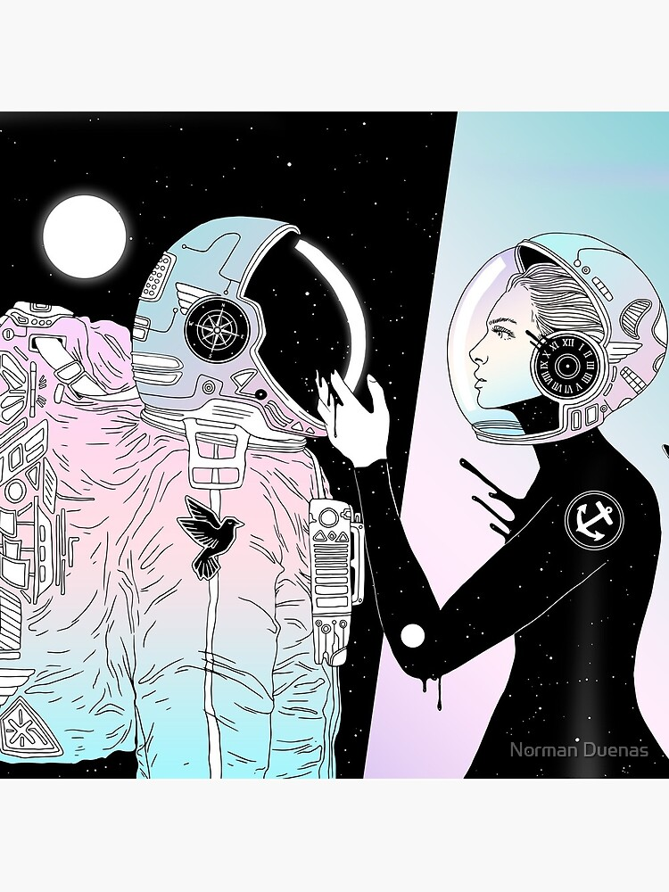 I Found a Space for Us by normanduenas