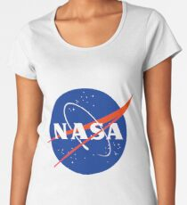 Nasa Women's Premium T-Shirt