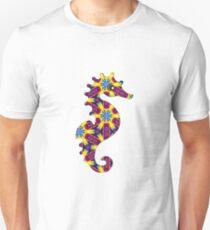 Kaleidoscopic Seahorse Unisex T-Shirt