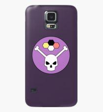 Bonehead Case/Skin for Samsung Galaxy
