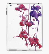 Dripping Orchids iPad Case/Skin