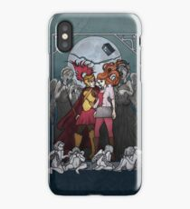 The Angels take the Ponds iPhone Case/Skin