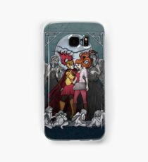 The Angels take the Ponds Samsung Galaxy Case/Skin