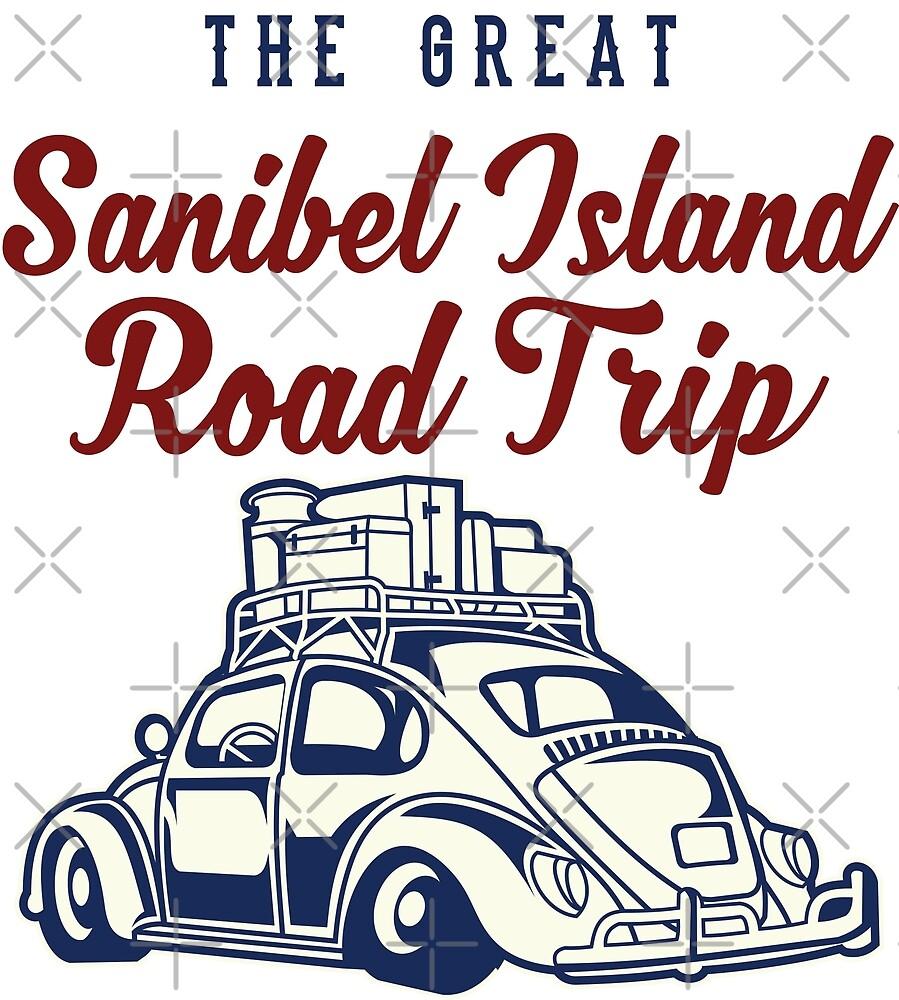 Sanibel Island Road Trip by Futurebeachbum