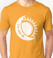 Commemorative Solar Eclipse Merchandise T-Shirt