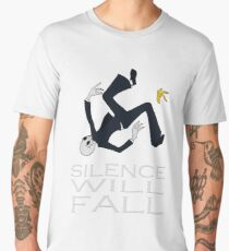 Silence Will Fall Men's Premium T-Shirt