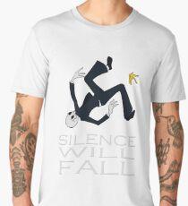 Silence Will Fall Men's Premium T-Shirt