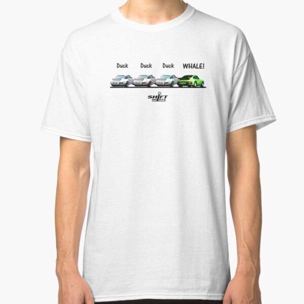 Duck Duck Whale - Porsche 911 Aircooled Inspired Classic T-Shirt