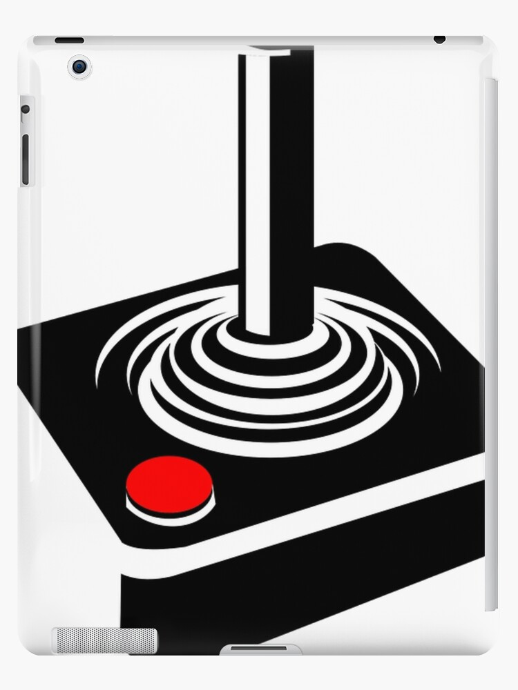 Retro Classic Video Game Controller Joystick Ipad Cases Skins By