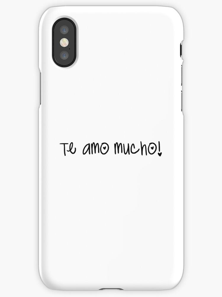 Te Amo Mucho by Marla Perelmuter