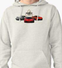 The Trinity - McLaren P1 LaFerrari Porsche 918 Inspired  Pullover Hoodie