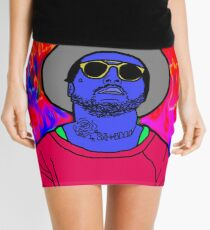 Schoolboy Q Mini Skirt