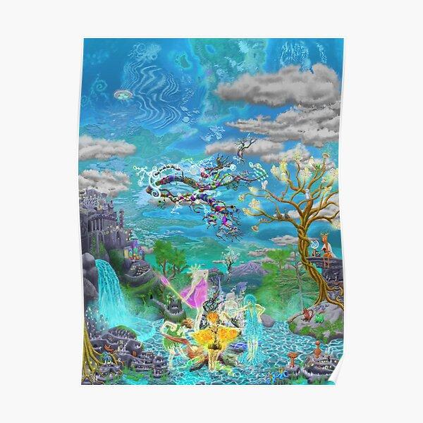 Fairy Festivals of the Inner Earth Poster