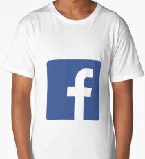 Facebook Long T-Shirt