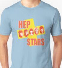 HD. Die Hep Stars - Schwedischer 1960 Classic Rock Slim Fit T-Shirt