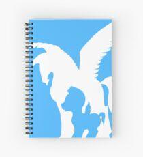 Hercules Pegasus Spiral Notebook