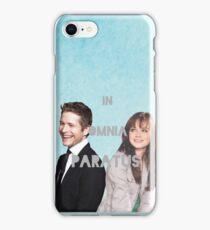 In Omnia Paratus  iPhone Case/Skin