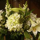 White Bouquet by Gilberte