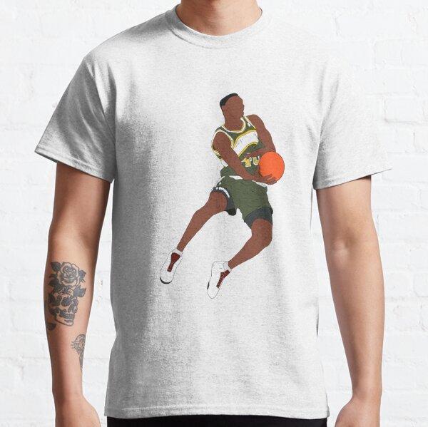 Shawn Kemp Dunk Classic T-Shirt