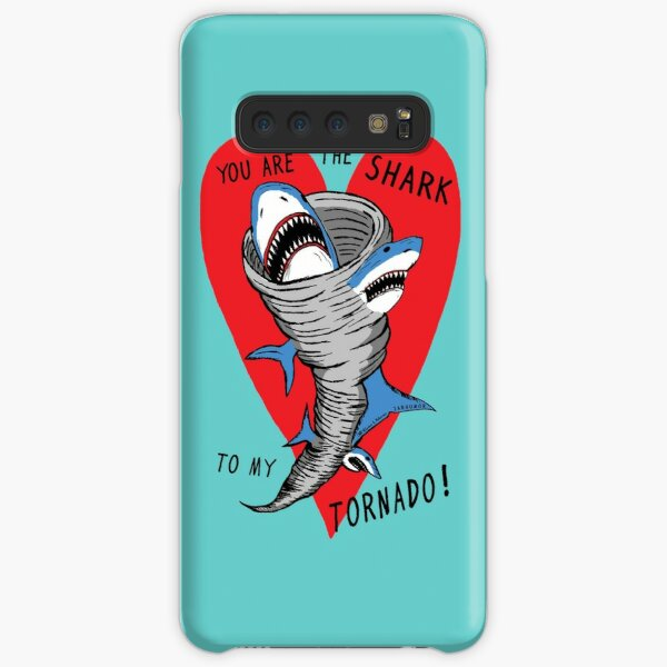 Shark To My Tornado Samsung Galaxy Snap Case
