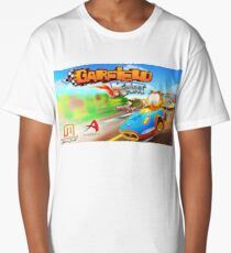 Garfield Kart Long T-Shirt