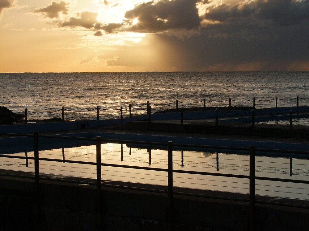 Dee Why Poolside by Jez1