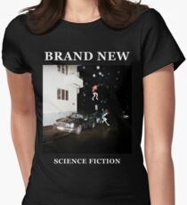 Brand New - Science Fiction Women's Fitted T-Shirt