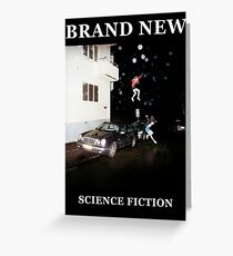 Brand New - Science Fiction Greeting Card
