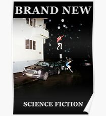 Brandneu - Science Fiction Poster