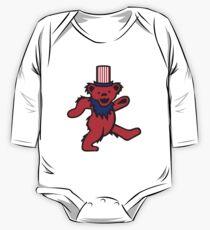 US Blues Bear Kids Clothes