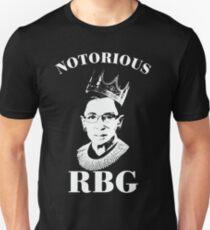 Notorious RBG Shirt  Unisex T-Shirt