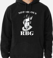 Notorious RBG Shirt  Pullover Hoodie