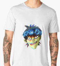 Cute Murdoc Tumblr, with Flower Crown GORILLAZ (Jamie Hewlett X Damon Albarn) Men's Premium T-Shirt