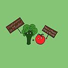 Vegetarianism is Murder by Barbora  Urbankova