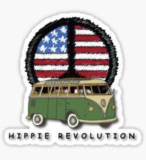 Hippie Revolution Samba Sticker