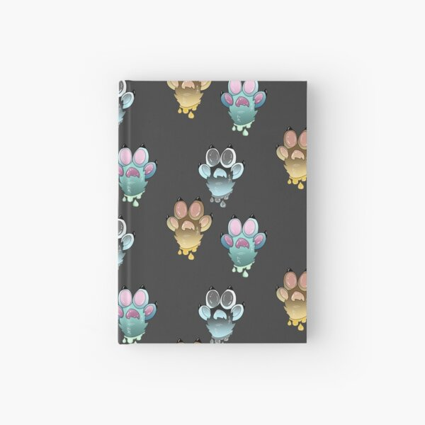 Paw Trio Hardcover Journal