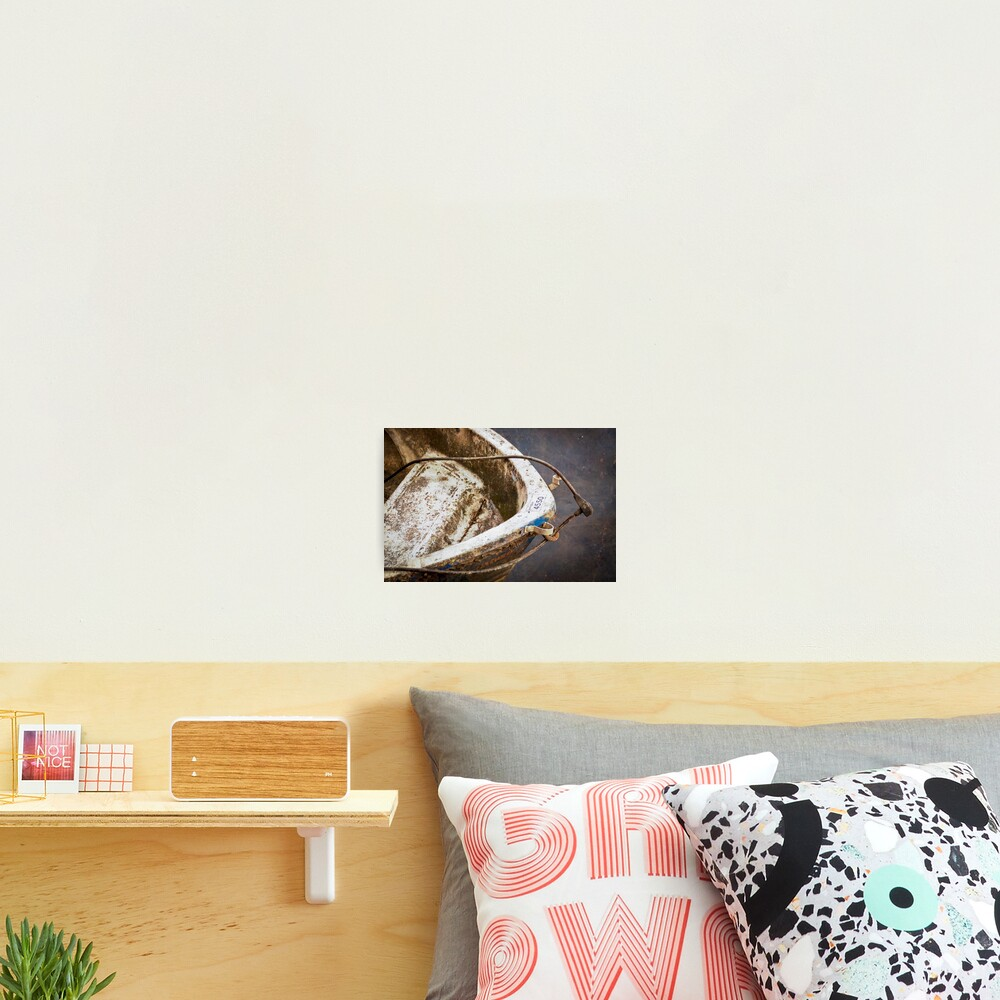Affix Photographic Print