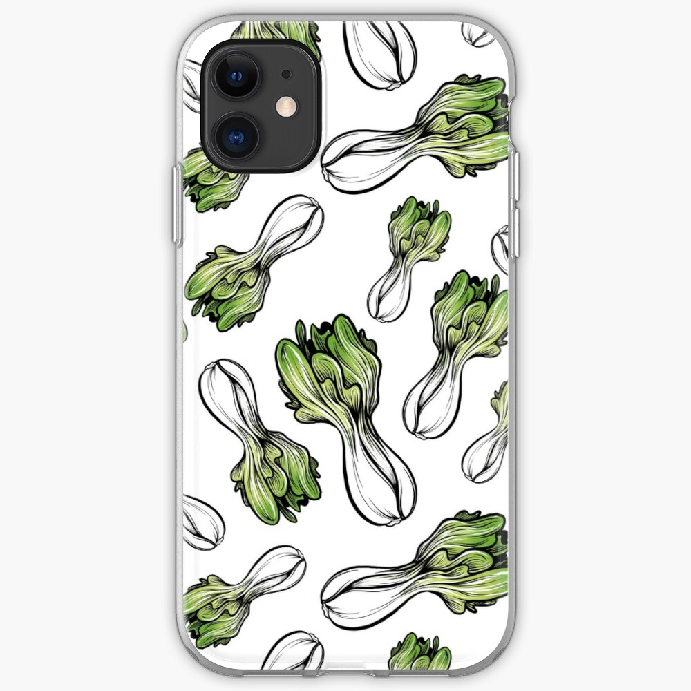 Just a Beautiful Bok Choy iPhone Case & Cover