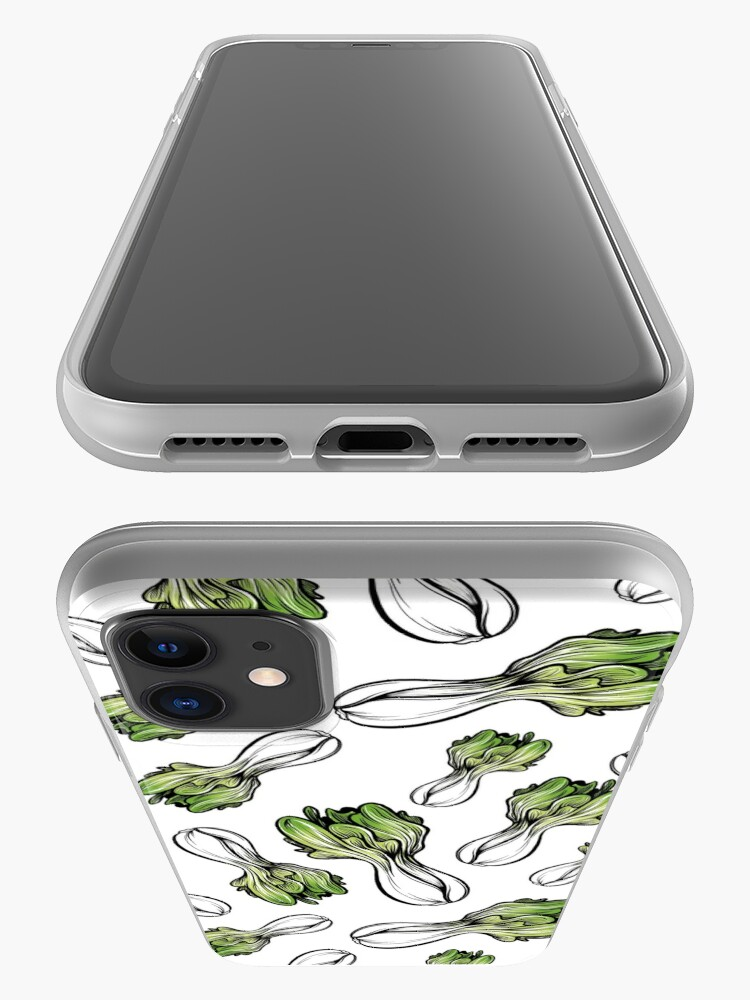 Alternate view of Just a Beautiful Bok Choy iPhone Case & Cover