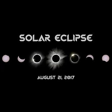 2017 Solar Eclipse (Full Phases) by iixwyed